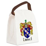 Webster Coat of Arms Canvas Lunch Bag