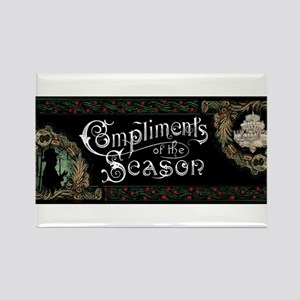 Phantom of the Opera Christmas Greeting Magnets