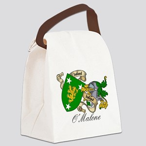 OMalone Canvas Lunch Bag