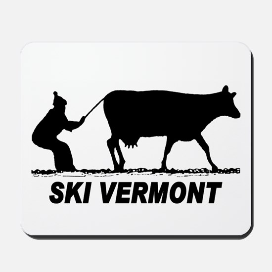 The Ski Vermont Shop Mousepad