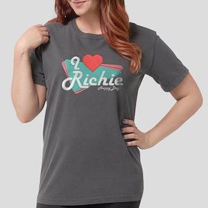 I Heart Richie Womens Comfort Colors Shirt