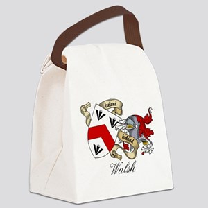 Walsh Canvas Lunch Bag