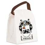 O'Kennelly Coat of Arms Canvas Lunch Bag