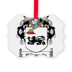 O'Kennelly Coat of Arms Picture Ornament