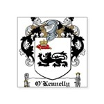 O'Kennelly Coat of Arms Square Sticker 3