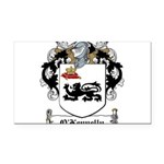 O'Kennelly Coat of Arms Rectangle Car Magnet