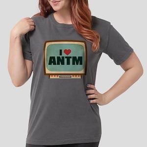Retro I Heart ANTM Womens Comfort Colors Shirt