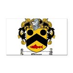 Oliver (Limerick)-Irish-9.jpg Rectangle Car Magnet