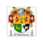 OSullivan (Kerry)-Irish-9.jpg Square Sticker 3