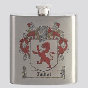 Talbot (1610)-Irish-9 Flask