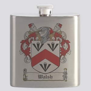 Walsh (Kilkenny)-Irish-9 Flask