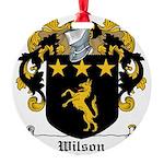 Wilson-Irish-9 Round Ornament