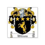 Wilson-Irish-9 Square Sticker 3