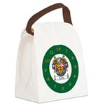 Tuohy Irish Coat of Arms Canvas Lunch Bag