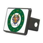 Tuohy Irish Coat of Arms Rectangular Hitch Cover