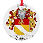 Ruggieri_Italian Round Ornament