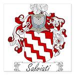 Salviati_Italian.jpg Square Car Magnet 3