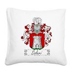 Soleri_Italian.jpg Square Canvas Pillow