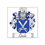Spada_Italian.jpg Square Sticker 3