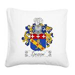 Spezzani_Italian.jpg Square Canvas Pillow