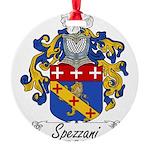 Spezzani_Italian.jpg Round Ornament