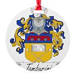 Tamburini_Italian.jpg Round Ornament