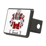 Tarcento_Italian Rectangular Hitch Cover
