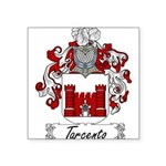Tarcento_Italian Square Sticker 3