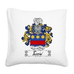 Tessini_Italian Square Canvas Pillow