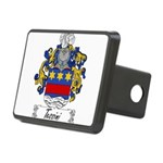 Tessini_Italian Rectangular Hitch Cover