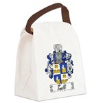 Tinelli Coat of Arms Canvas Lunch Bag