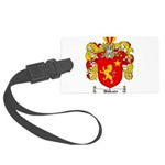 abbate.png Large Luggage Tag