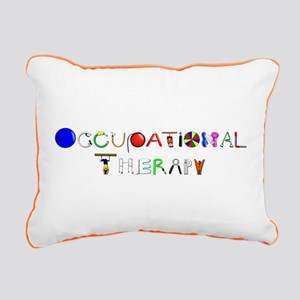 OT at work Rectangular Canvas Pillow