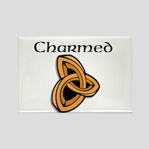 Charmed Rectangle Magnet