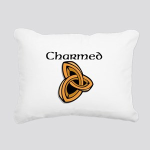 Charmed Rectangular Canvas Pillow