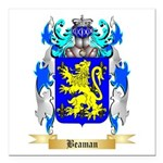 Beaman Square Car Magnet 3
