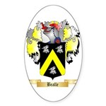Bealle Sticker (Oval 50 pk)