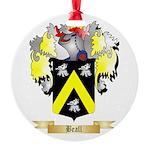 Beall Round Ornament