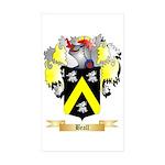 Beall Sticker (Rectangle 50 pk)