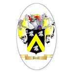 Beall Sticker (Oval 10 pk)