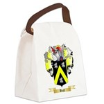 Beall Canvas Lunch Bag