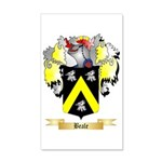 Beale 35x21 Wall Decal