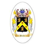 Beale 2 Sticker (Oval 50 pk)