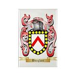 Beaghan Rectangle Magnet (100 pack)