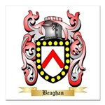 Beaghan Square Car Magnet 3