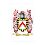 Beaghan Sticker (Rectangle 10 pk)