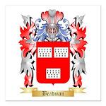 Beadman Square Car Magnet 3