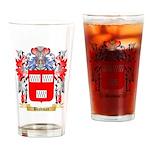 Beadman Drinking Glass