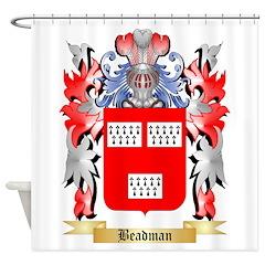 Beadman Shower Curtain