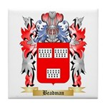 Beadman Tile Coaster